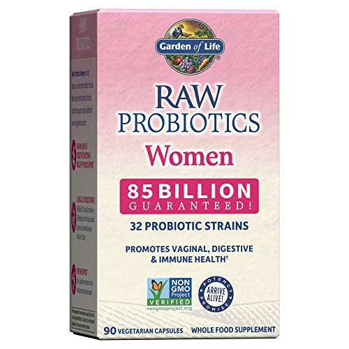 Raw Probiotics - Women 90 vcaps