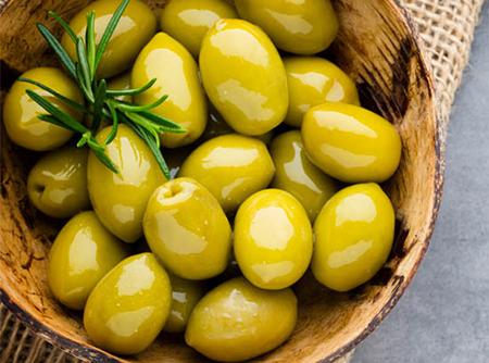 Aceitunas probioticos incluidos de forma natural en los alimentos