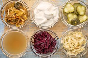 Probióticos en los alimentos