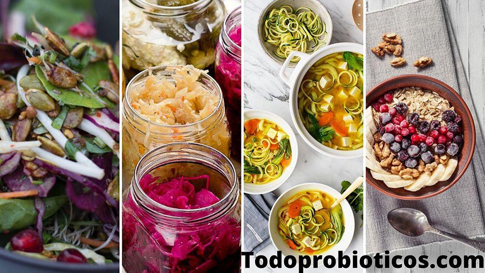 para que sirven todos los probioticos