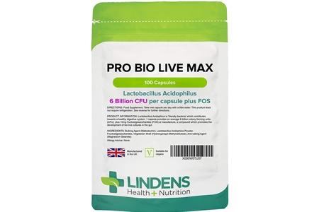 Pro Bio Live Max probiótico