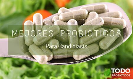 mejores probioticos para candidiasis