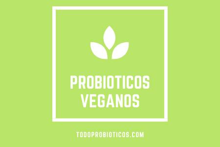 probioticos veganos